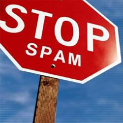 Смена уведомлений о наличии спама