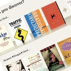 Покупка сервиса рекомендации книг