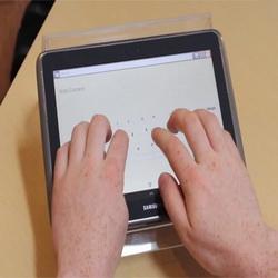 Упрощение ввода текста на планшетах