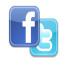 Facebook и Twitter влияют на запросы