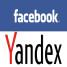 Facebook стал партнером Яндекс